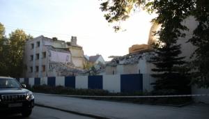 На месте снесенного общежития на улице Зоологической построят жилой дом