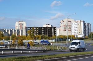Застройщик «Акфен» построит четыре 25-этажных дома на Сельме