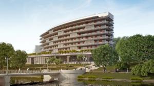 Апарт-отель на Нижнем озере снова «превращается» в пятизвездочный отель
