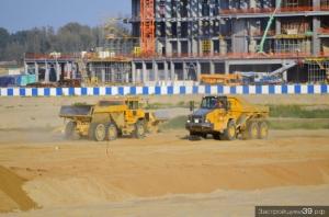 Калининград разоряет крупные строительные компании