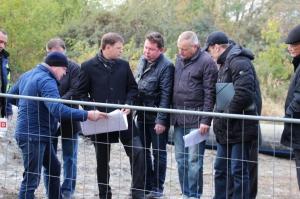 Коллектор на Дзержинского обещают достроить до 1 декабря