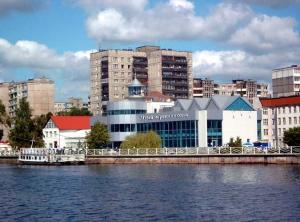 «Калининграднефтестрой-центр» не смог вернуть себе участок возле музея Мирового океана