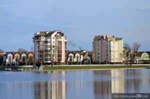 На 14% упало количество регистраций прав на жилую недвижимость в Калининградской области