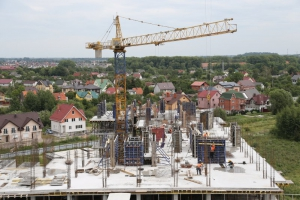 «Новая Сельма»: первый дом введен в эксплуатацию