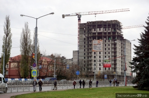 Объемы строительства жилья: в 2017 году регион на рекорд не пойдет