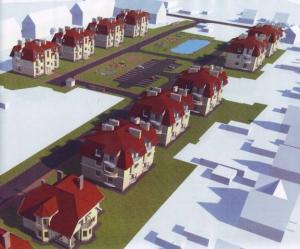 Пять домов многострадального ЖК «Грюнвальд» получили разрешение на ввод в эксплуатацию