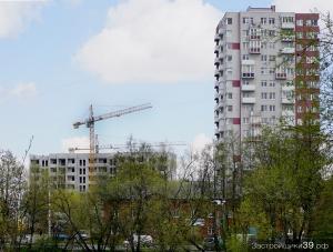 Росстат: 1 кв.м жилья в Калининградской области обходится застройщику в 35,1 тысяч рублей