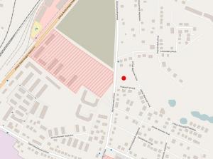 Строительство ФОКа на улице Арсенальной до сих пор не сдвинулось с мертвой точки
