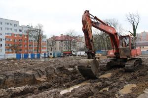 Строительство жилой многоэтажки на Юбилейной, 10 не будет простаивать