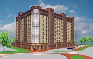 Суд обязал мэрию выдать разрешение на строительство многоэтажки на ул. Куйбышева рядом с университетом