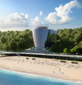 Светлогорский «стакан»: оценка Экспертного Совета архитекторов и первый иск от прокуратуры