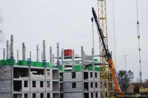 В 2016 году в России построили 1,15 млн новых квартир