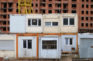 В Калининграде стали строить в два раза меньше