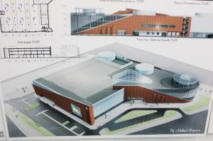 Лучший проект ТЦ на улице Черняховского создал архитектор из Санкт-Петербурга