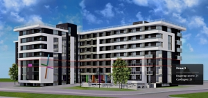 В Светлогорске рядом с Тихим озером построят жилой дом высотой в 7 этажей