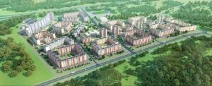 Новый микрорайон «Лидино» в районе улицы Аксакова и окружной дороги расширится