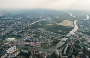 В Калининграде появится новая — Парадная — набережная у будущего стадиона к ЧМ-18