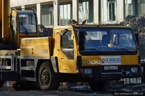 Заявление о банкротстве «СК Монолит» поступило в Арбитражный суд Калининградской области