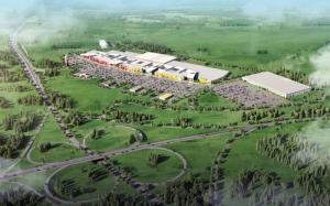 Земельный участок для будущих гипермаркетов «Балтия Молл» расширил свое назначение