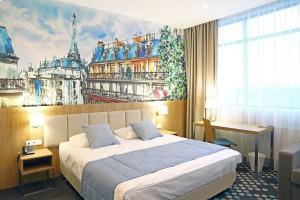 Отель «Европа» приветствует гостей города