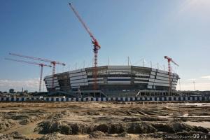 Футбольная арена к ЧМ-2018: сегодня суше, чем вчера. Надолго ли?
