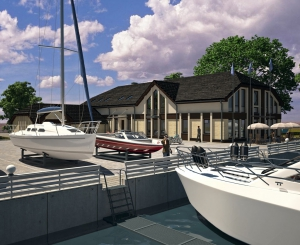 В Калининграде появится частный яхт-клуб