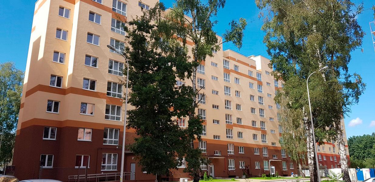 Введен в эксплуатацию очередной дом ЖК «Калина-Парк»