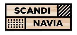 """Логотип """"Скандинавия"""""""