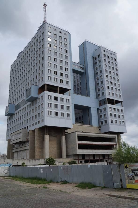 Дом Советов 2014 г.